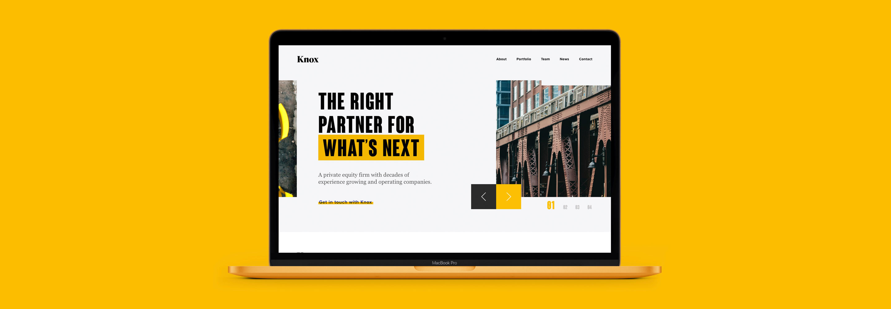 Knox web home 01